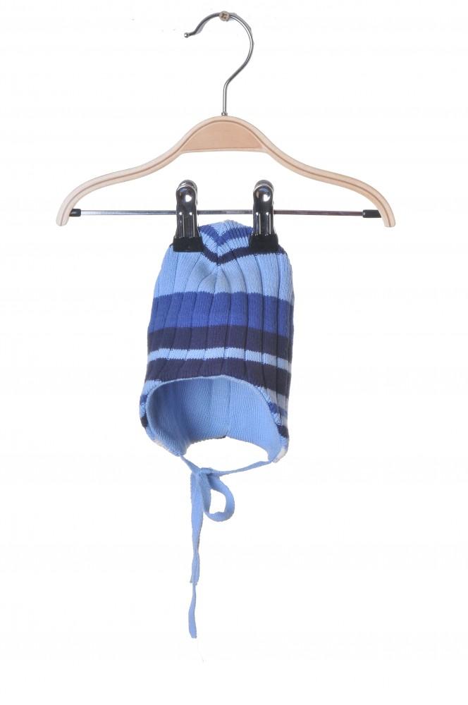 Caciula tricot bumbac Ellte, 6-12 luni