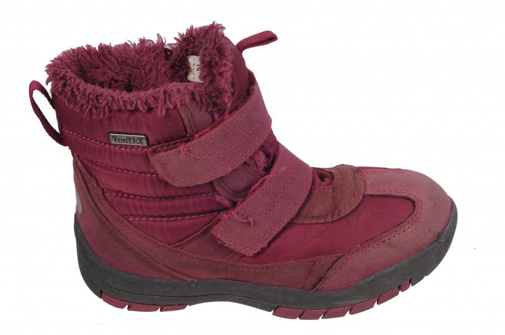Cizme roz inchis Alive TenTex, piele, marime 29