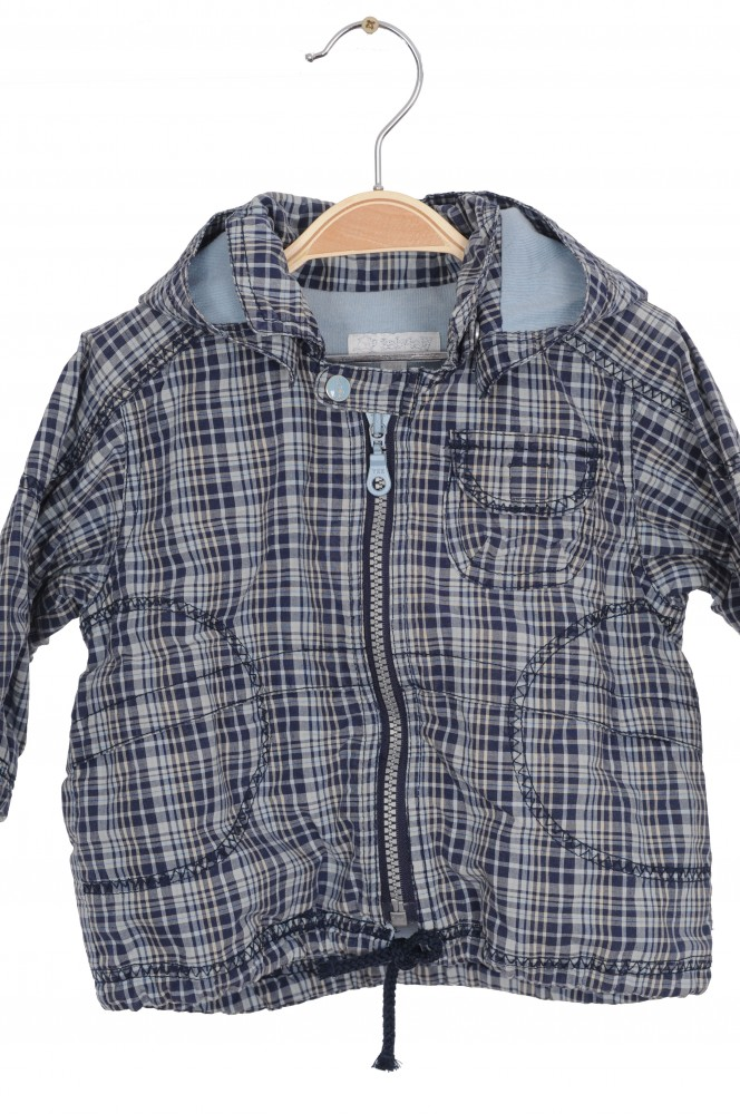 Jacheta cu gluga H&M, 6-9 luni