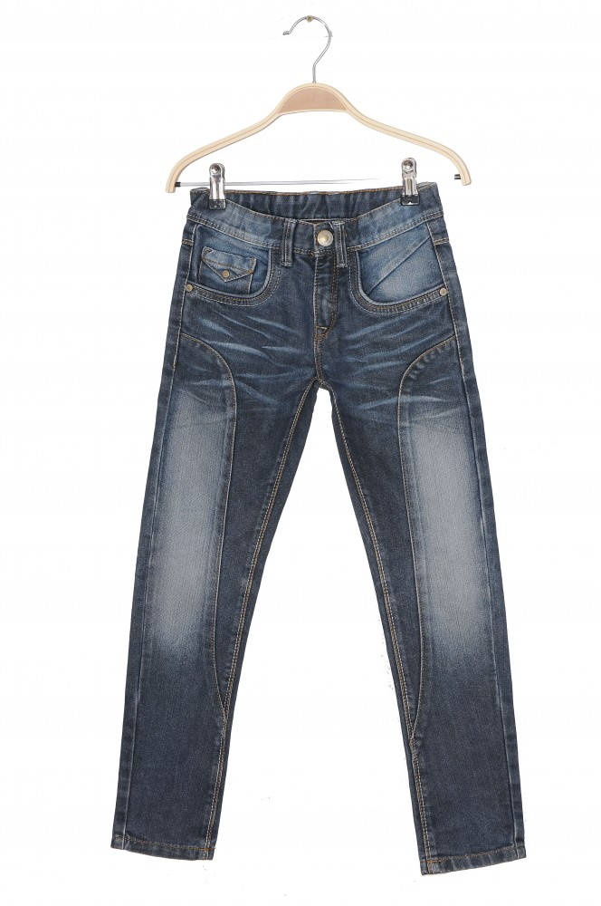 Jeans Chapter Young by Takko, talie ajustabila, 9-10 ani