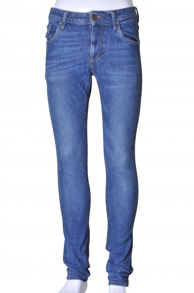 Jeans skinny Jack&Jones, low impact denim, marime 29