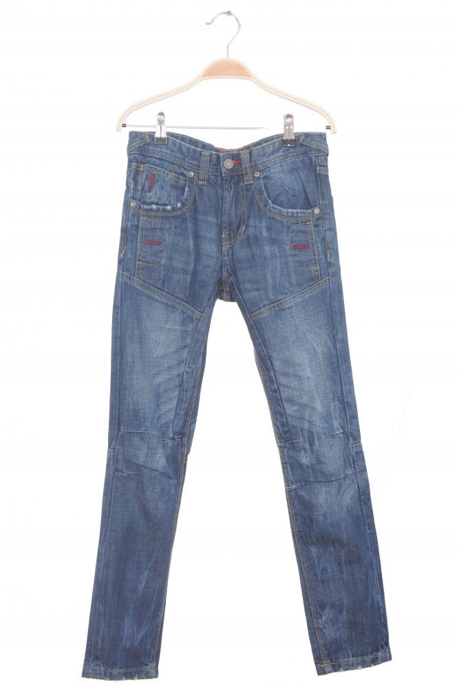 Jeans skinny Denim Co Slim, 10-11 ani