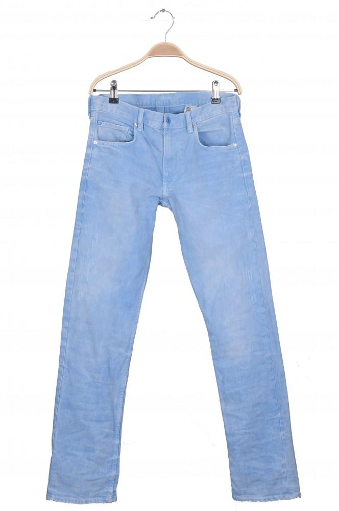 Jeans slim ripped H&M, 14-15 ani