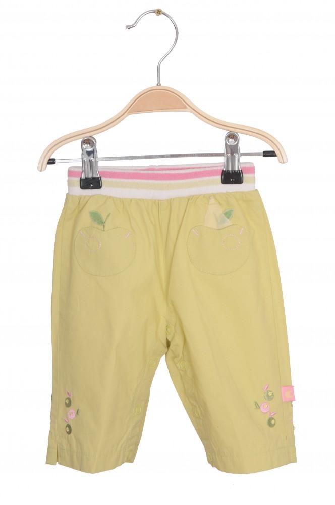 Pantaloni din bumbac Berti, 3 luni