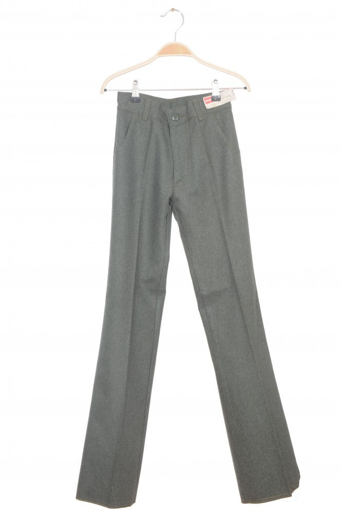Pantaloni Carrera, stofa lana, 11 ani
