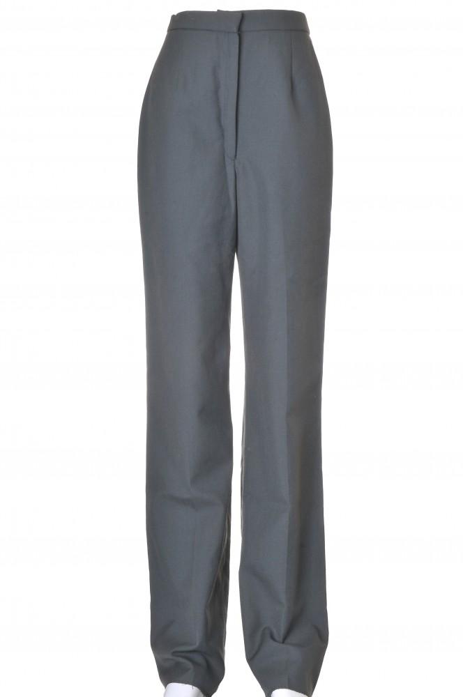 Pantaloni Issue, stofa lana, marime 32