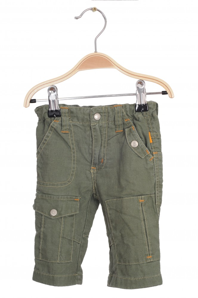 Pantaloni kaki de in Noppies, 2-4 luni