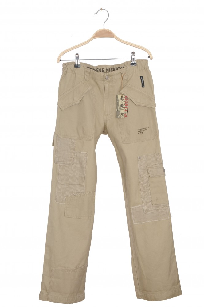 Pantaloni O2 Tandem, 14 ani