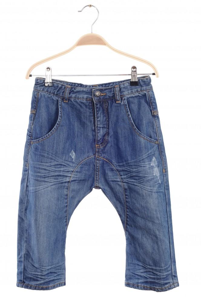 Pantaloni scurti tur lasat Pomp de Lux, talie ajustabila, 11 ani