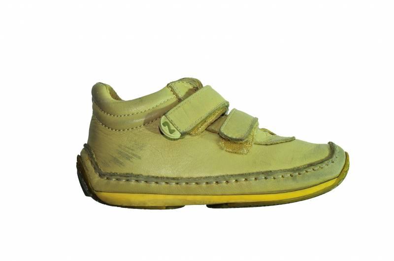 Pantofi bej Naturino, marime 24