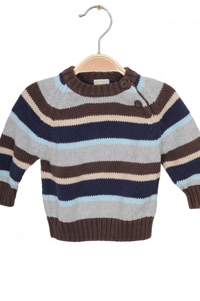 Pulover tricot bumbac Friends, 3 luni