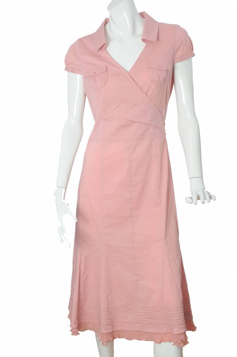 Rochie culoare piersica Apriori, marime 42