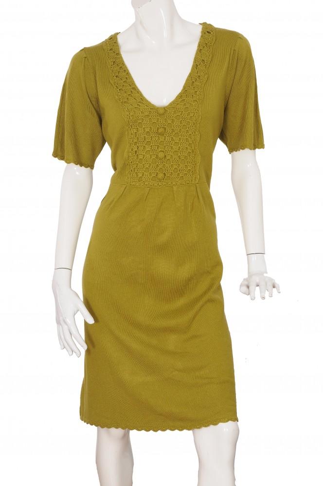 Rochie tricot fin Sally O., marime XXL