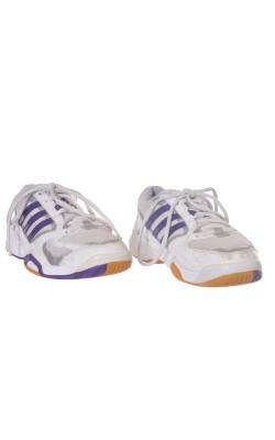 Adidas Adiprene alb cu mov, marime 37