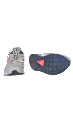 Adidasi albi fetite Nike Air-Max, marime 33.5