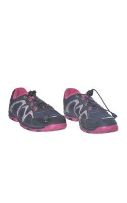 Adidasi bleumarin cu roz Sneakers, marime 35