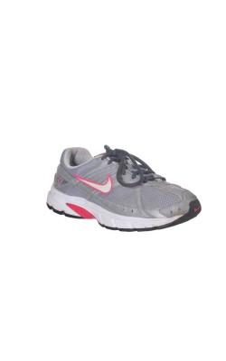Adidasi gri cu roz Nike Xccelerate, marime 40