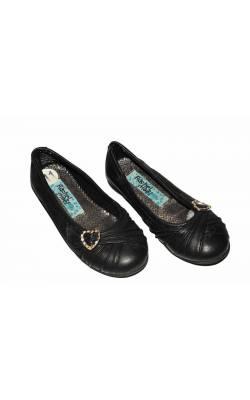 Balerini negri Rachel Shoes, marime 28