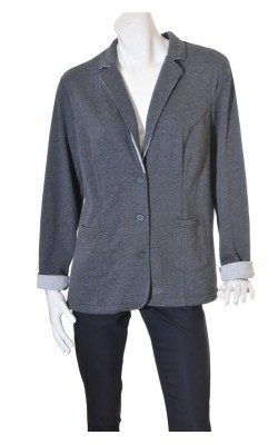 Blazer din jerseu Bpc Collection, marime 50