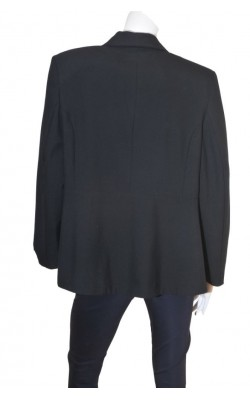 Blazer drapat Xlnt Kappahl, marime 54