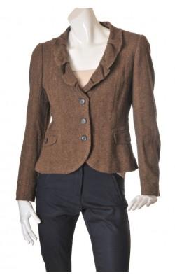 Blazer lana pura Zara, marime 46