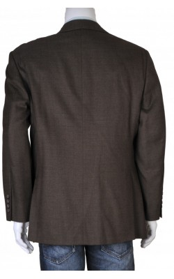 Blazer maro stofa lana Brooks Brothers, marime 50