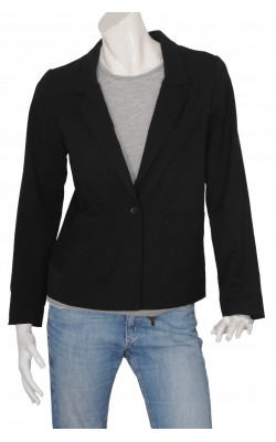 Blazer negru H&M, marime 38