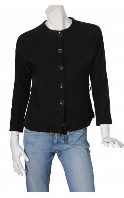 Blazer negru Marimekko, marime 40