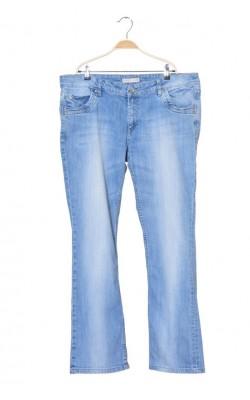 Blugi boot cut Lindex, regular waist, regular fit, marime 48