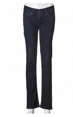 Blugi demi curve Levi's low rise boot cut skinny, marime 34