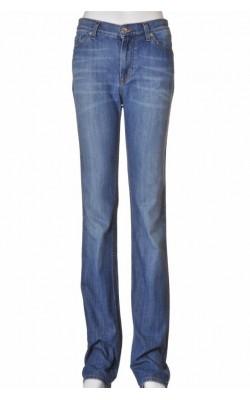 Blugi Gant, normal waist, straight leg, marime 40
