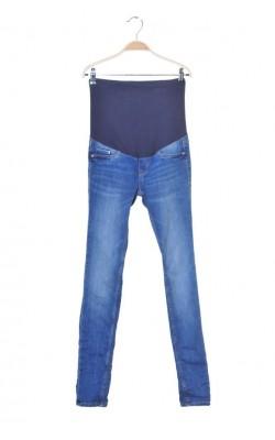 Blugi gravide H&M super skinny, marime S