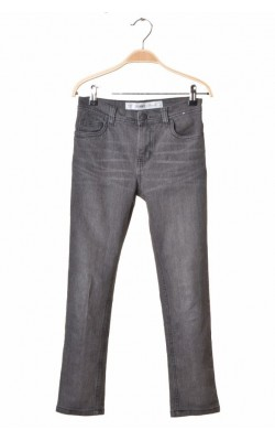 Blugi gri skinny Denim Co by Primark, 9-10 ani