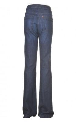 Blugi H&M, flare, regular waist, marime 40