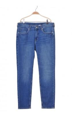 Blugi H&M Girlfriend fit, regular waist, marime 44