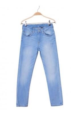 Blugi H&M skinny fit, talie ajsutabila, 9-10 ani