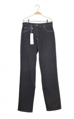 Blugi Intown, high waist, comfort fit, narrow bottom, marime 38