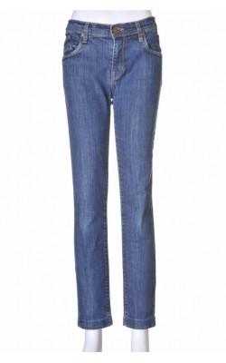 Blugi Lean by Lindex, slim fit, straight leg, marime 40