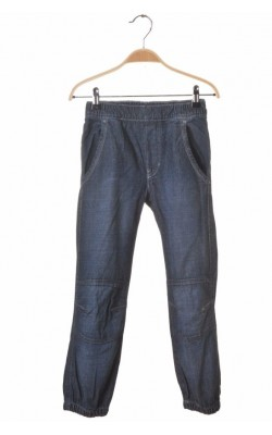 Blugi lejeri pull-on H&M limited edition, 7-8 ani