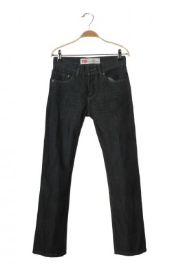 Blugi Levi's 514, slim straight, 12-13 ani Regular