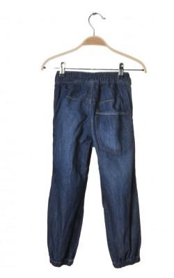 Blugi loose pull-on H&M, 5-6 ani