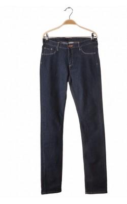 Blugi skinny fit H&M, talie ajustabila, 14-15 ani