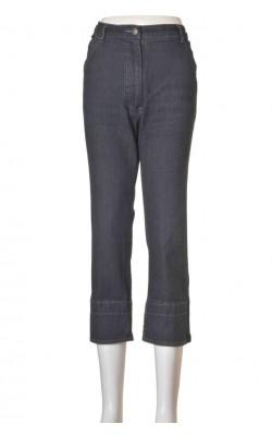 Blugi trei sferturi Folk Jeans, marime 46