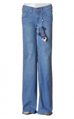Blugi wide leg Bik Bok, low waist, marime 36