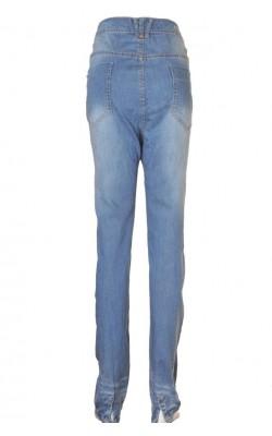 Blugi Xlnt by Kappahl, normal waist, slim leg, marime 50