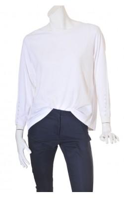 Bluza alba dama, marime XL