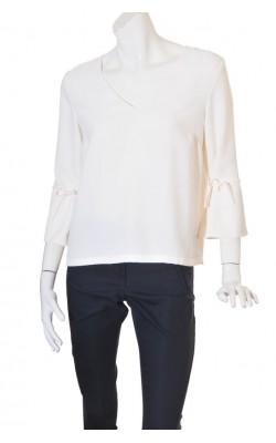 Bluza alba H&M, marime L