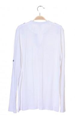 Bluza alba H&M, marime S
