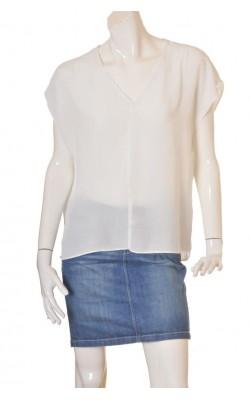 Bluza alba Second Female, marime L