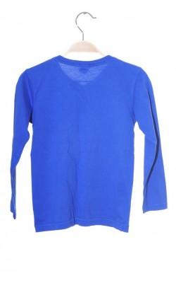Bluza albastra H&M, 6-8 ani